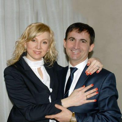 Наталья и Владимир Шмидт